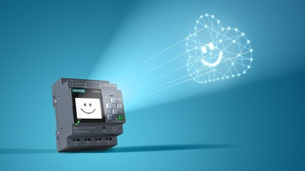 Siemens conecta a la nube su MiniPLC LOGO! 83 para que sus usuarios accedan a la digitalizacion Distribuidor oficial de productos electricos Siemens