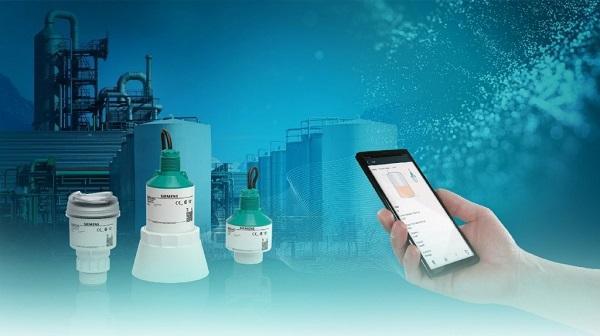 Configuracion sencilla con los nuevos transmisores compactos de 80 GHz para mediciones de nivel Distribuidor Autorizado de productos electricos Siemens en Argentina